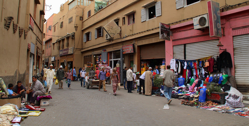 Taroudant : Streets of Taroudant