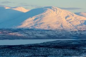 Laponie : Abisko