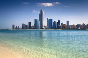 Abu Dhabi : Skyline d'Abu Dhabi