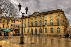 Aix-en-Provence : La Poste d'Aix-en-Provence