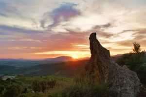 Algérie : Hendou Sunset - Azazga Algeria