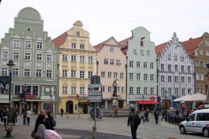 Allemagne : Augsburg