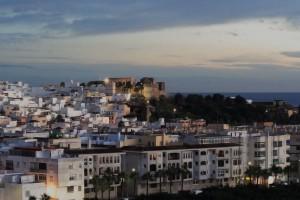 Almuñécar : Almuñecar y Castillo Arabe