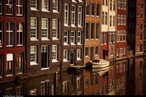 Pays-Bas (Hollande) : Amsterdam