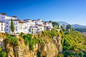 Andalousie : La ville de Ronda en Andalousie
