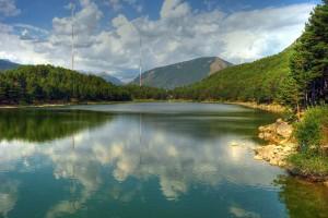 Andorre : lago