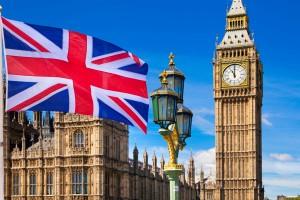 Angleterre : Big Ben et les chambres du Parlement, Londres