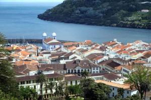 Açores : Angra do Heroismo (Terceira)