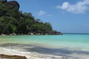 Seychelles : Praslin (Anse Volbert)
