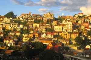 Madagascar : Antananarivo (Tananarive)