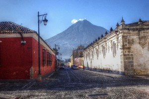 Guatemala : Antigua