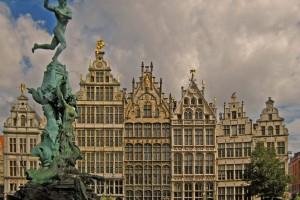 Belgique : Anvers (Antwerpen)
