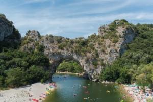 Ardèche : Vallon-Pont-d'Arc