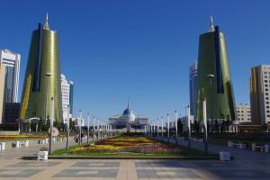 Kazakhstan : Astana