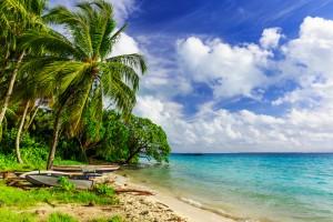 Autres îles du Pacifique-Sud : Île Fanning, Kiribati