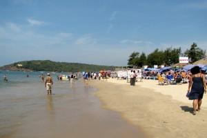Baga Beach :