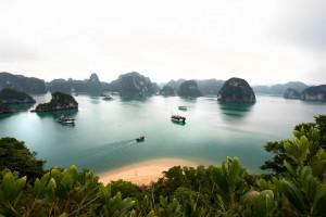Vietnam : La Baie d'Halong