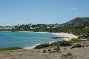 Saint-Martin : La baie-de-Lucas