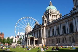 Belfast : Belfast City Hall