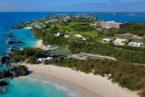 Bermudes : Southampton, île des Bermudes