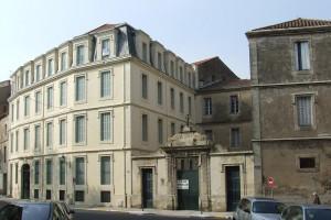 Béziers : Centre : nord ouest