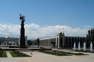 Kirghizistan : Bichkek