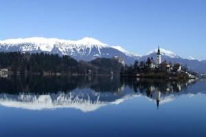 Slovénie : Bled