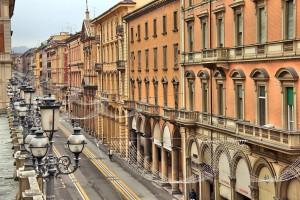 Bologne : Street