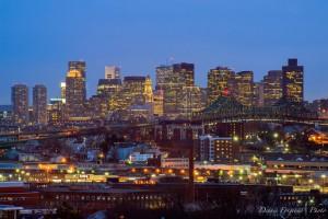 Boston : Boston Skyline