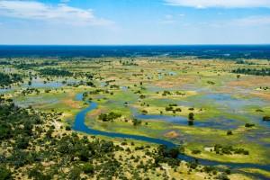 Botswana : Le Delta de l'Okavango, Botswana