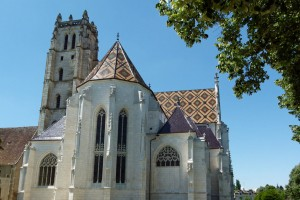 Bourg-en-Bresse (Ain) : Zu wenig Zeit in Bourg-en-Bresse