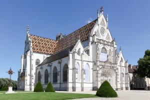 Bourg-en-Bresse (Ain) : Monastère royal de Bourg-en-Bresse