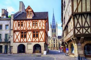 Bourgogne : Vieille ville de Dijon, Bourgogne