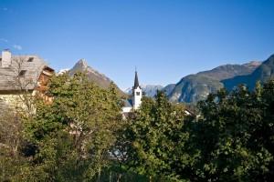 Slovénie : Bovec