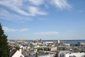 Bretagne : Brest (Finistère)