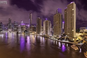 Australie : Brisbane (Queensland)