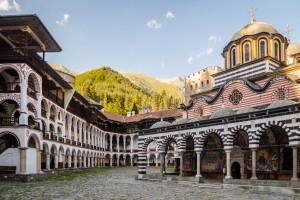 Bulgarie : Le monastère de Rila, classé au patrimoine mondial de l'UNESCO