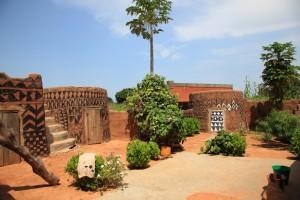 Burkina Faso : Un village au Burkina Faso