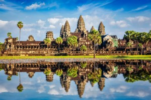 Cambodge : Temples d'Angkor au Cambodge