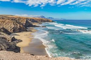 Canaries : Playa del Viejo Rey, Fuerteventura