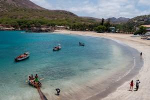 Cap-Vert : Tarrafal, Santiago, Cape Verde