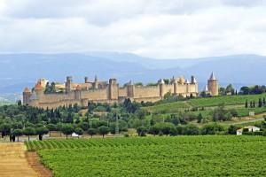 Carcassonne (Aude) : France-002104B - Carcassonne