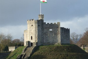 Cardiff : Cardiff Castle