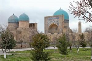 Ouzbékistan : Chakhrisabz