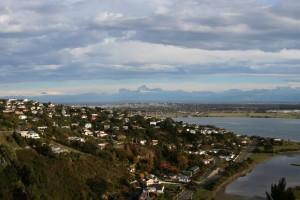 Nouvelle-Zélande : Christchurch (île du sud)