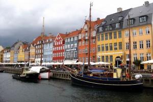 Danemark : Copenhague
