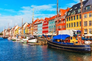 Copenhague : Nyhavn, Copenhague