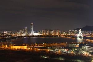 Corée du Sud : Hangang Park (한강 공원)