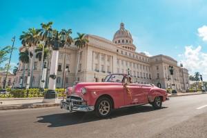 Cuba : Le Capitole de la Havane