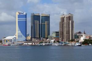 Dar Es Salaam : Dar Es Salaam Waterfront